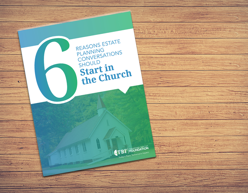 6 reasons estate planning conversations should start in the church