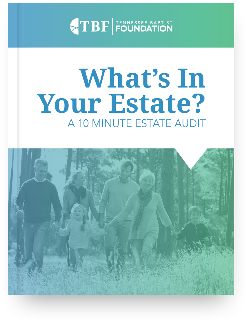 What's In Your Estate? A 10 Minute Estate Audit