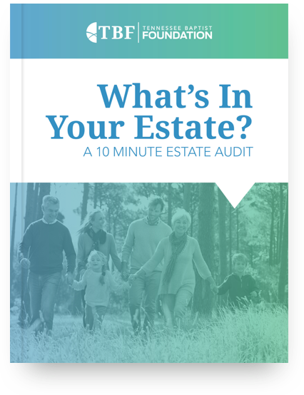 TBF's 10-Minute Estate Audit Guide